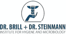 Certification Dr. Steinman and Dr. Brill, Institute of Hygiene and Microbiology